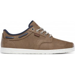 ETNIES DORY LEATHER BROWN BROWN